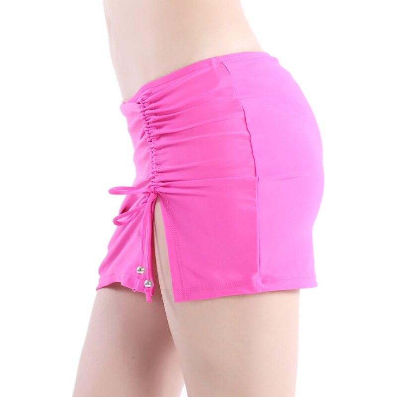 ✔  женские двухсекционные спортивные шорты для йоги с анти-легкими плоскими уголками Спортивные пляжные ★