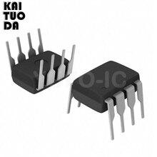 Ücretsiz kargo 10 adet DIP IC 8pins UA741CN UA741CP UA741 OP Amp LM741 741 TI orijinal DIP 8