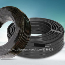 10mm Retardant self-regulating solar heating cable plus tropical water pipe heating cable with tropical 50meter