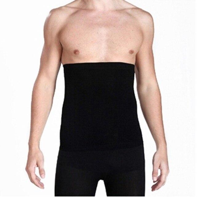 Men's Back Support Brace Belt Lumbar Lower Waist Double Adjust Back Pain Relief Waist Support New Sport Accessories 4