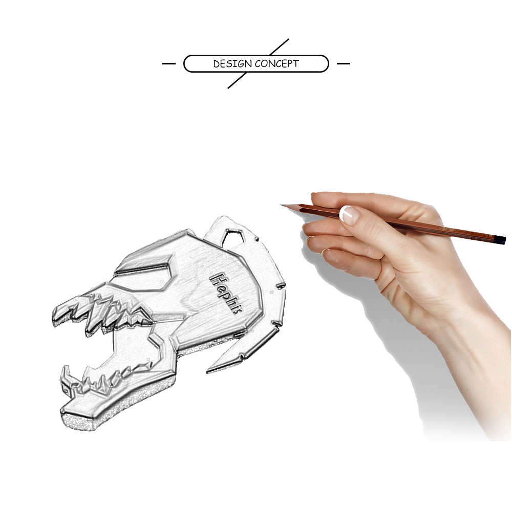 skull key chain (4)