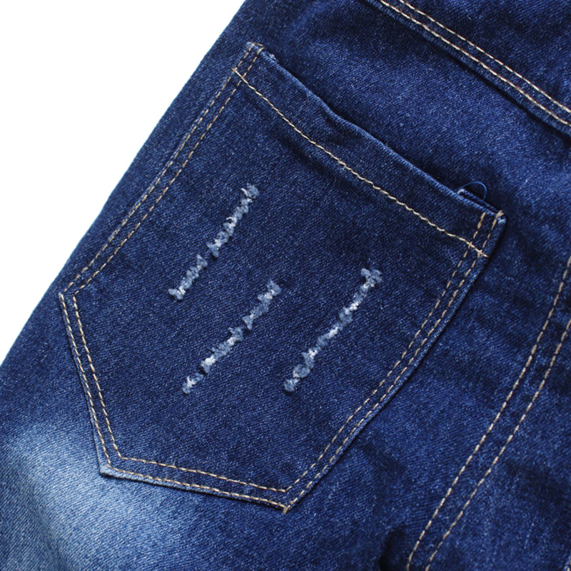 New Patch Boys Jeans Pants Spring Autumn Print Kids Jeans Trousers 2017 Baby Jeans With Embroidery Ripped Denim Trousers Baby (3)
