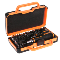 69in1 Precise Screwdriver Set Ratchet Screwdriver Repair Dismantle Tools Kit for Mobile Phone Computer Electronics Handle Tools