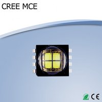 2pcs Lot US CREE MCE Beads RGBW 10W High Power LED Chip 4 In 1 Chip