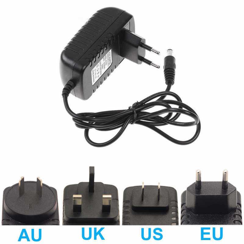 5 В 12 В 24 В светодио дный Мощность адаптер переменного тока 220 В к DC светодио дный трансформатор 1A 2A 3A 5A 6A 8A 10A светодио дный драйвер 60 Вт 100 Вт 120 Вт коммутации Питание