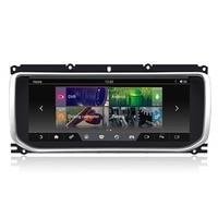 10.25 Android Car Radio Audio Sat Nav Head Unit for Range Rover Sport HSE Cherry Evoque Vogue 2012 2013 2014 2015 2016