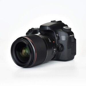 Image 5 - YONGNUO YN35mm F1.4 obiektyw szerokokątny obiektyw pełnoklatkowy do lustrzanki cyfrowe Canon 70D 80D 5D3 MARK II 5D2 5D4 600D 7D2 6D 5D