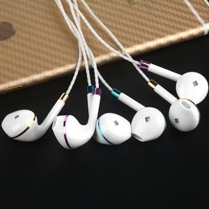 Image 4 - Ban Đầu M & J V5 Tai Nghe Chụp Tai Bằng Sáng Chế Một Nửa Trong Tai Tai Nghe Stereo Tai Nghe Nhét Tai Bass Tai Nghe Có Mic Dành Cho Điện Thoại MP3 PC