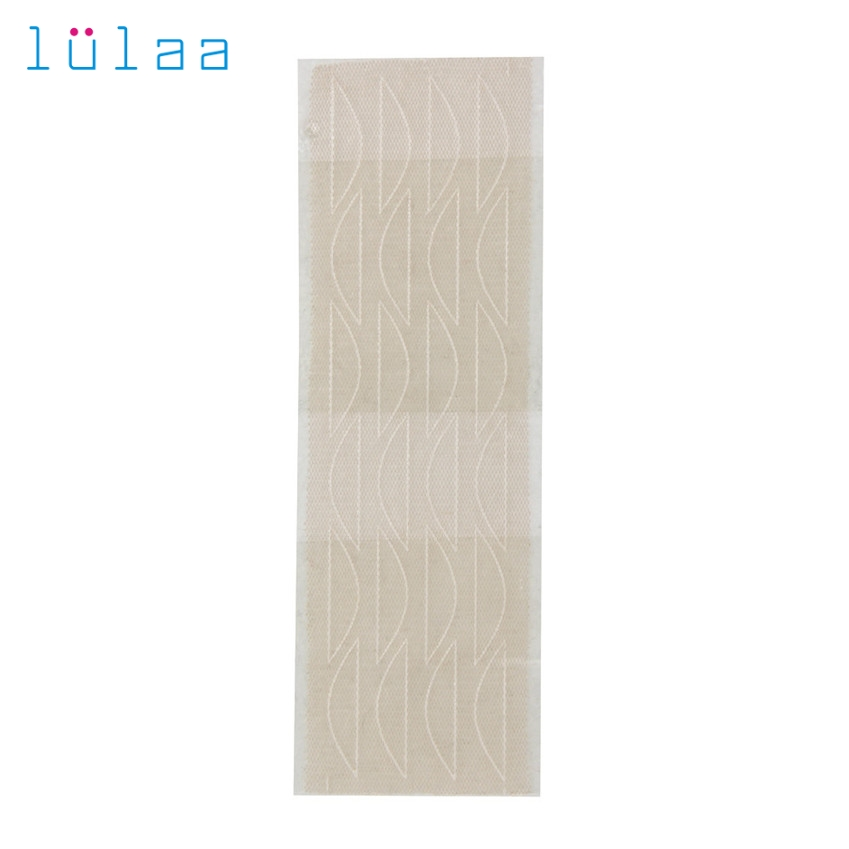 New Arrival 120 Pairs Lace Mesh Eyelid Paste shaped Double Eyelid Sticker Tape Eye Tape J170118