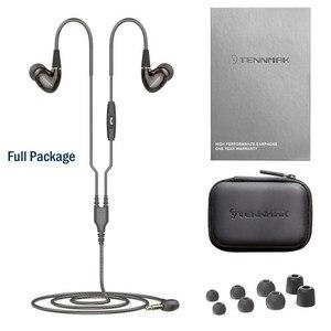 Image 5 - TENNMAK Pro Dual Drivers Professional In Ear Sport MMCX Detachable Earphone  Vs SE215 SE535     2020 Version