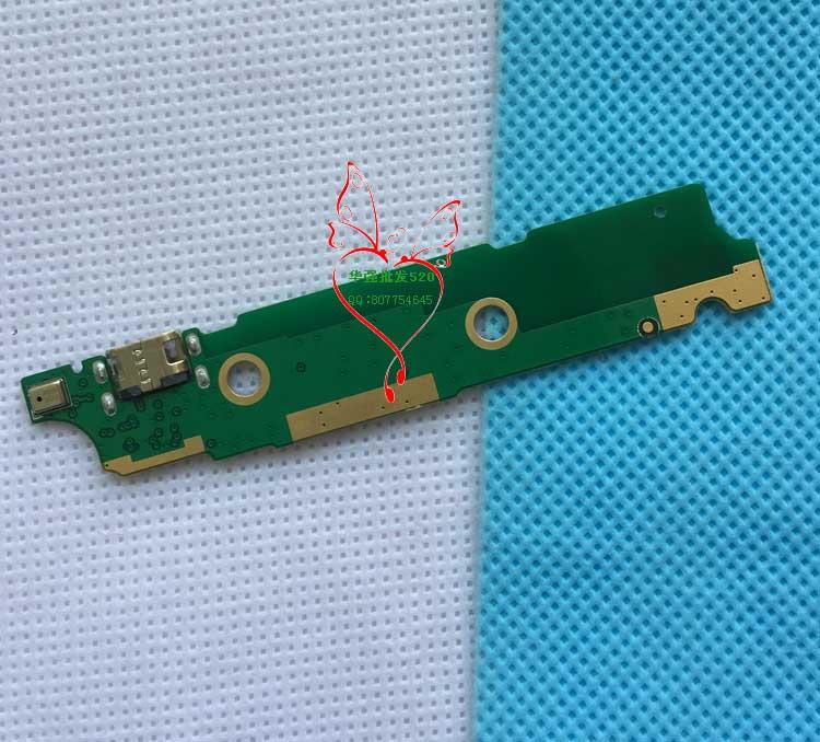 imágenes para Nueva tiburón shark1 Placa USB con Micrófono para Leagoo 1 Cargador de Puerto Base de Carga Slot USB Micro