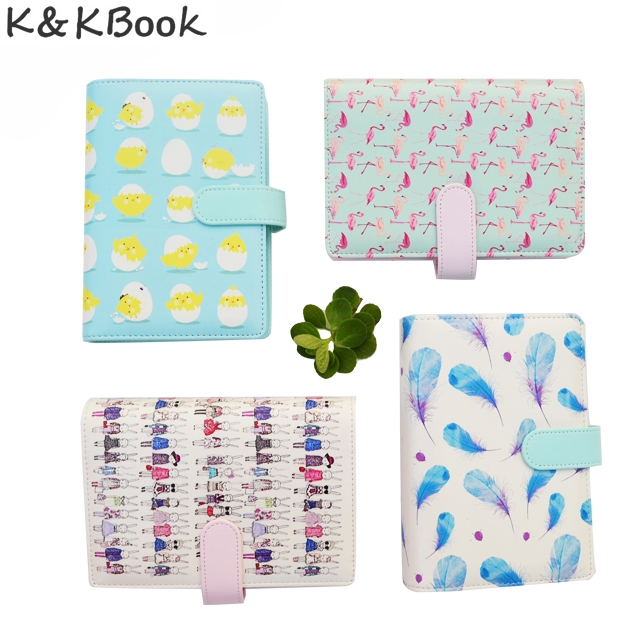K&KBook KK003 Kawaii Notebook and Journal Leather Notebook Diary Sprial Notebook A6 Dot Grid to do list Planner Agenda PlannerK&KBook KK003 Kawaii Notebook and Journal Leather Notebook Diary Sprial Notebook A6 Dot Grid to do list Planner Agenda Planner