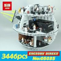LEPIN STAR WAR S 05026 05035 Death Star II The Second GeneratioCompatible 10188 Building Blocks Bricks Toys For Children Gift