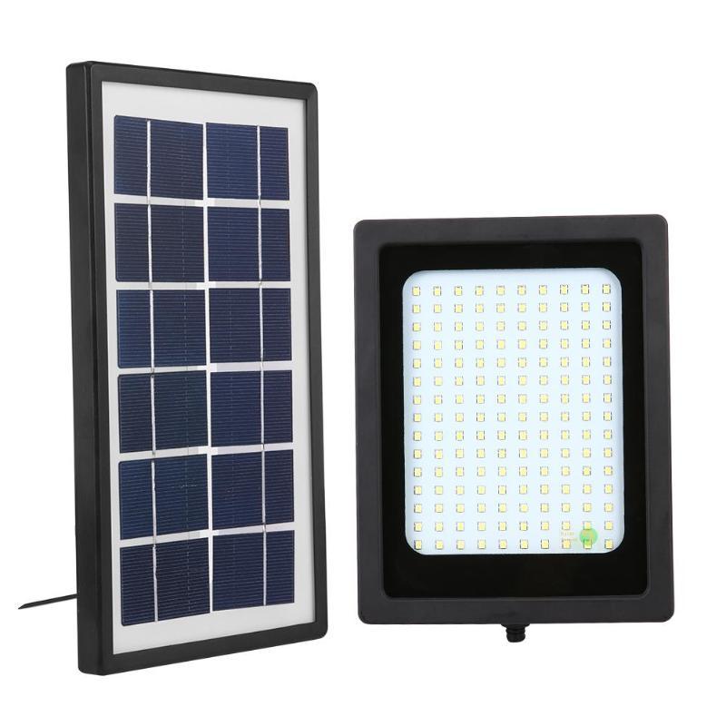 150 LED 20W Solar Light Solar PIR Motion Sensor Lamp Waterproof Outdoor Garden Light Pathway Night Security Wall Lamp недорого
