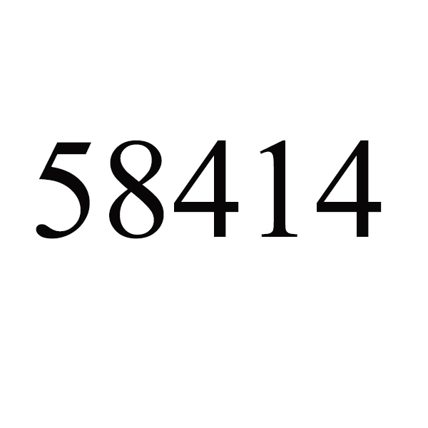 58414 #