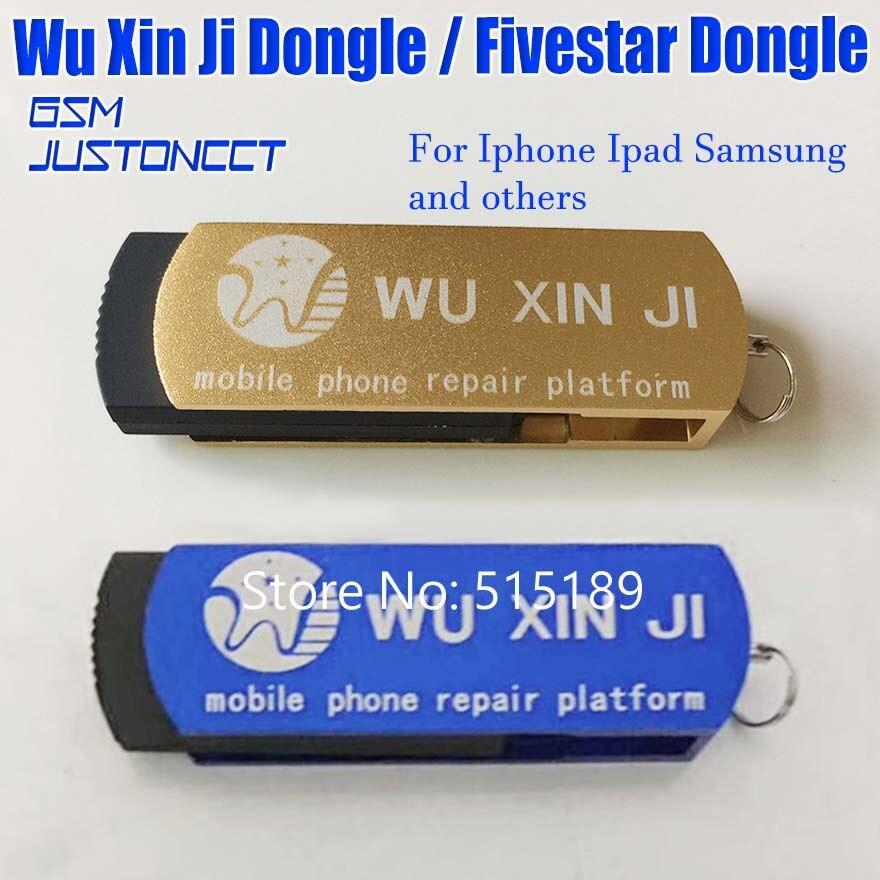 Wu Xin Ji Wuxinji Fivestar Dongle réparation pour iPhone SforSamsung carte mère schéma schéma Stations de soudage