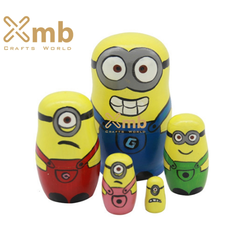 Nesting doll The Minions