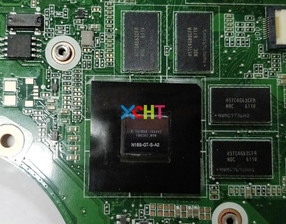 For HP ENVY 17 S013CA 17 S041NR 17 S043CL 17 S030NR 17T S000 838262 601 838262 001 940M/4GB I7 6500U DAX1BMB1AF0 PC Motherboard