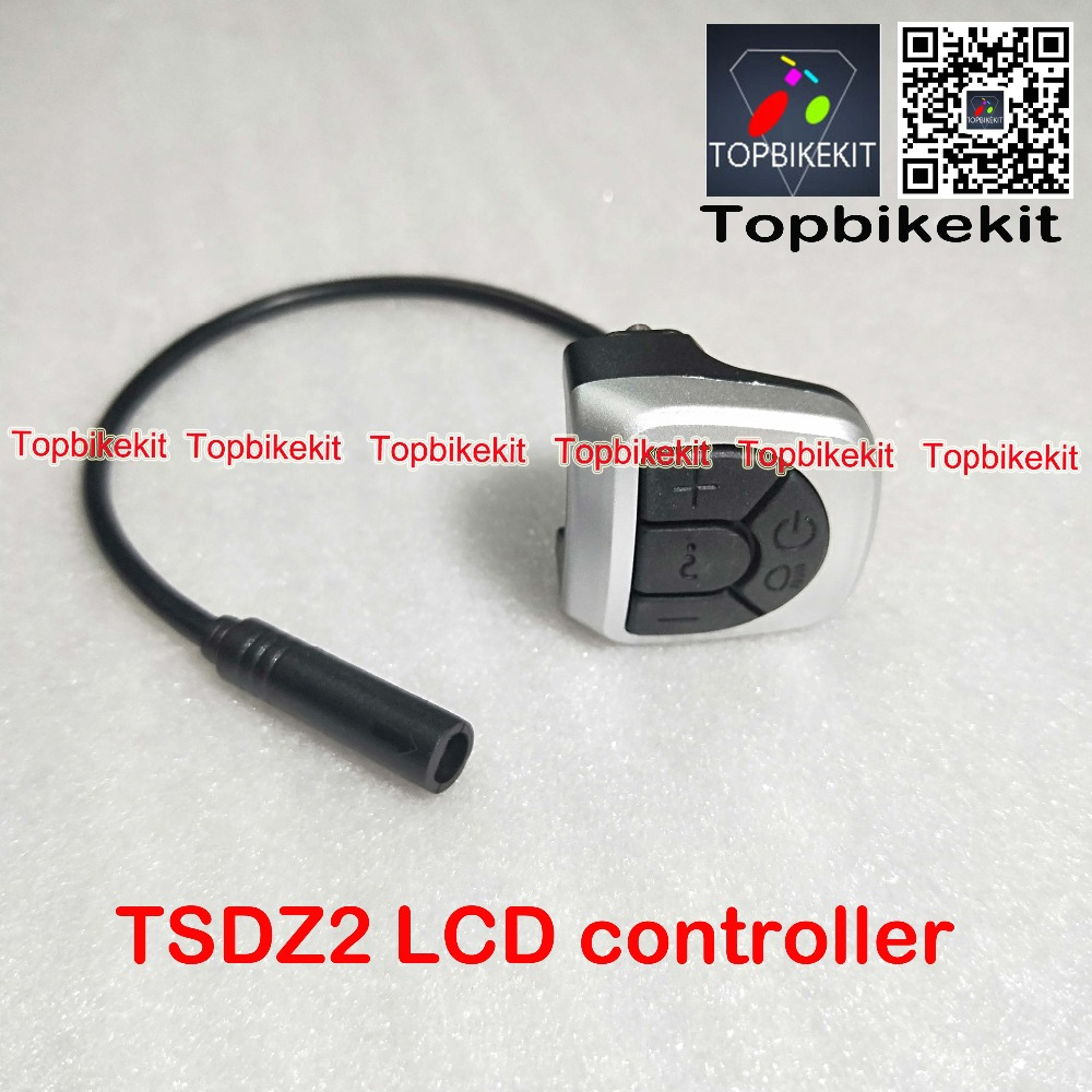 TSDZ2 VLCD5 Display controller 5pins For TSDZ2 Mid Drive Motor 250W 350W 500W Tongsheng motor parts TSDZ2 Part