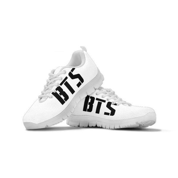 761f31e808d Αγορά Γυναικεία παπούτσια   FORUDESIGNS Fashion Kpop BTS Sneakers ...