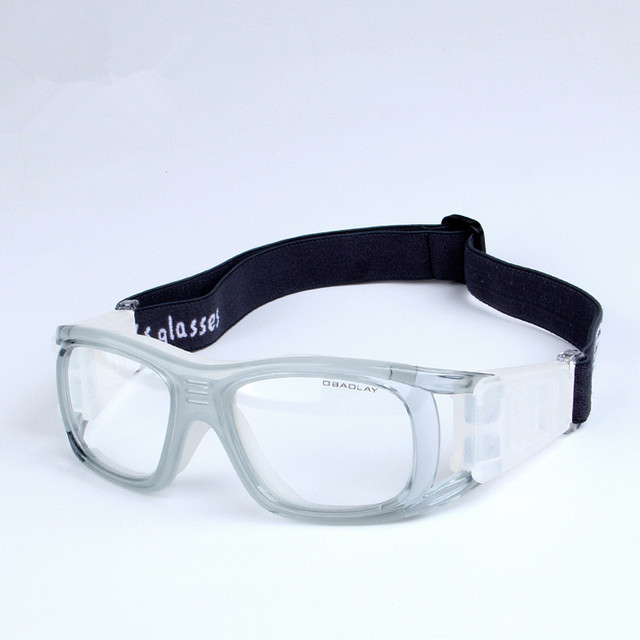 Gafas Mulheres e Homens do esporte Basquetebol Prescrição de Óculos Armação