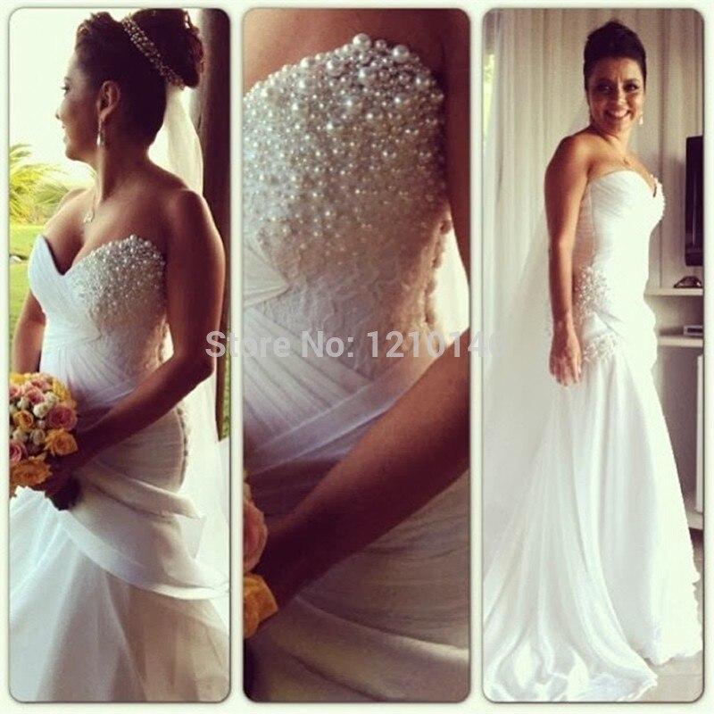 Vestidos de novia gitana 2015