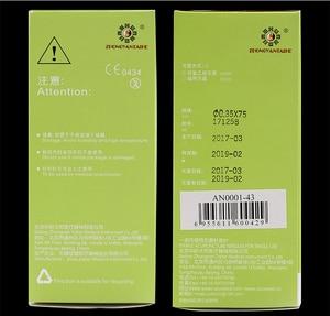 Image 5 - taihe sterilze 500 pcs/pack disposable acupuncture needles massage practice needle with tube wholesale
