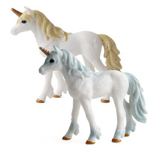 Realistic Mini Unicorn Figurine