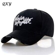 men women outdoor sports baseball cap snapback fashion hat casual adjustable letter sun hat cotton hip hop hat dad caps YM-1888