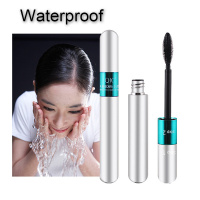 Fashion Japan Style Lengthening Mascara Double Brushes For Makeup Sexy Women 1pc  For Beauty Eyelash Thick  Moisturizer Natural