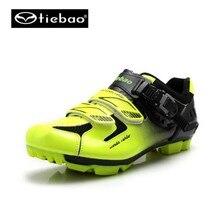 Tiebao Cycling Shoes zapatillas deportivas hombre cycling sneakers MTB Mountain Bike Shoes Bicycle Cycling Shoes For Women & Men