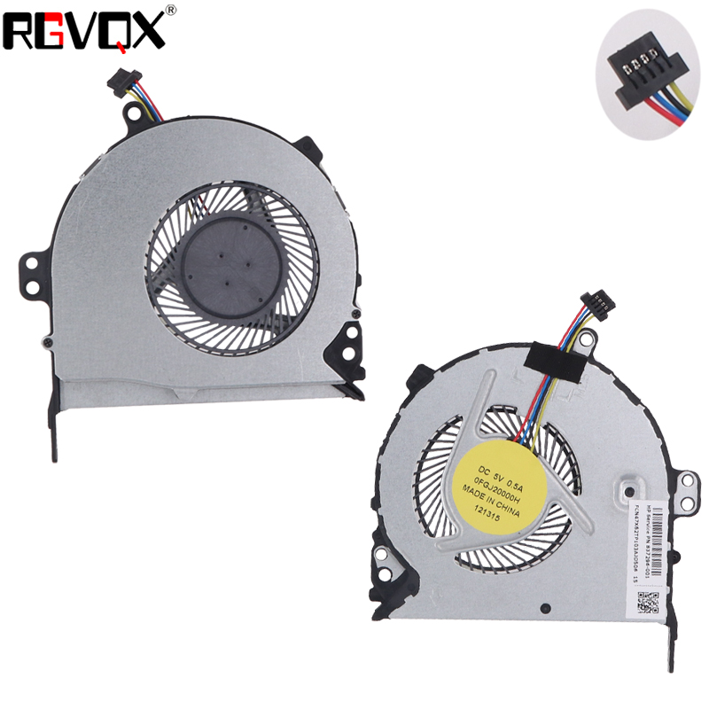 Купить с кэшбэком New Original Laptop Cooling Fan For HP ProBook 440 G3 PN:837296-001 0FGJ20000H Notebook Cooler Fans Replacement