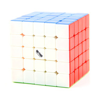 Professional Neo Cube 5x5x5 6.2cm Speed For Magico Cubes Antistress Puzzle Cubo Magico Sticker For Children Adult Education Toys