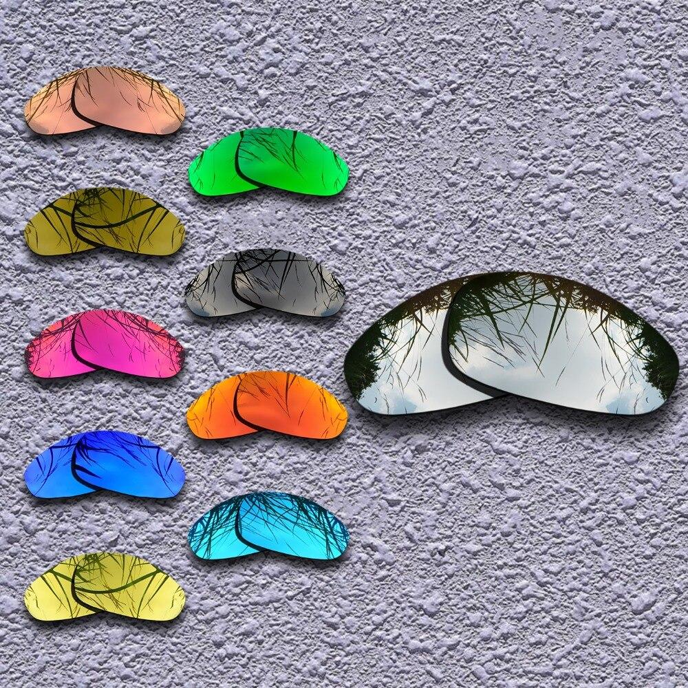 bdffc76c93159 Lentes de repuesto polarizadas para Oakley Juliet gafas de sol-opciones  múltiples