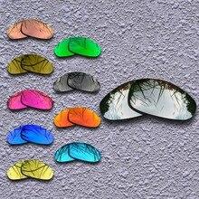 481877565 Lentes de Reposição para óculos Oakley Juliet polarizado Óculos De Sol-Múltiplas  ...
