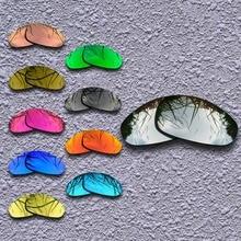 e29089c78 Lentes de Reposição para óculos Oakley Juliet polarizado Óculos De  Sol-Múltiplas ...