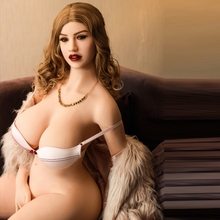 Newest! 152cm Big Boobs Lifelike Realistic Sex Doll Long Legs and Firm Butt Real Sized Perfect Sex Partner