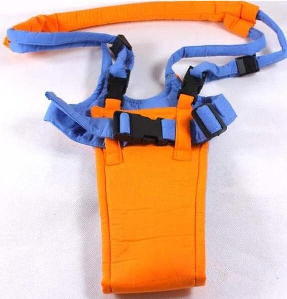 72 шт. Moonwalk ходунки малыш хранитель Малыш ремни младенческой ходьбы обучения помощник с коробками - Цвет: Orange