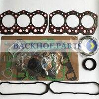 Completo Kit de Vedação Revisão para Doosan Daewoo Motor D2366 DE12TI DE12TIS D2366T