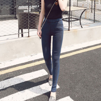 Pencil Pants Thin Skinny Legging 1