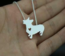 Ювелирные изделия с животными в стиле вельского корги собаки