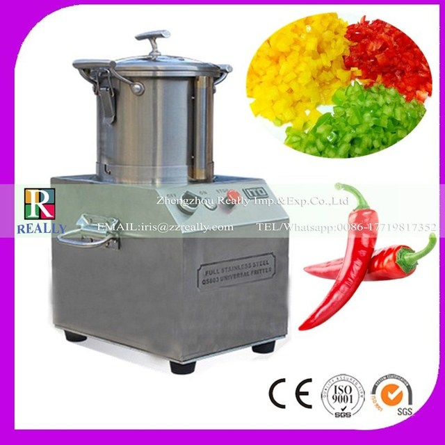 US $750 05 |Vegetable chopper for onion chilli garlic food chopper crusher  machine-in Food Processors from Home Appliances on Aliexpress com | Alibaba