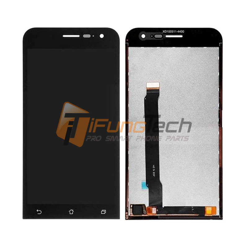 NEW Original 5 For ASUS Zenfone 2 ZE500CL Z00D LCD Display Screen With Touch Digitizer Sensors Assembly Repair Parts with LOGO