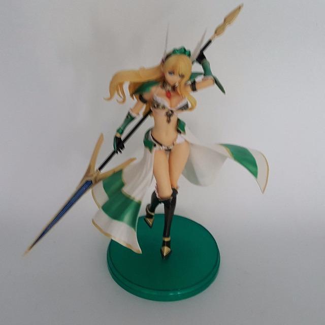 BIKINI WARRIORS Valkyrie Action Figures 250mm PVC Anime BIKINI Fighter Collectible Model Doll Toy
