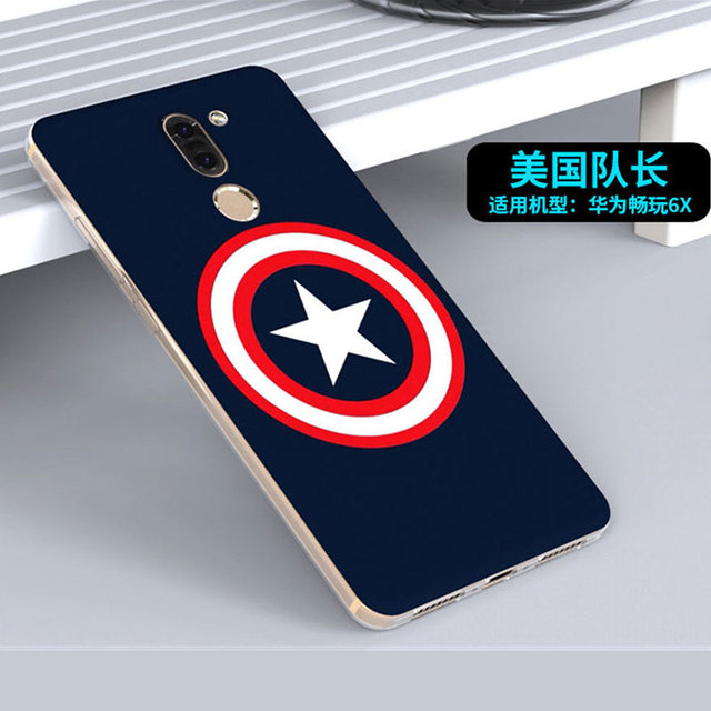 outlet store 8667c 1a650 US $3.24 |Huawei GR5 2017 Case Silicone Paint Soft TPU Back Cover Phone  Cases For Huawei GR5 2017 5.5 inch Case Protective Cover Bags Skin-in Phone  ...