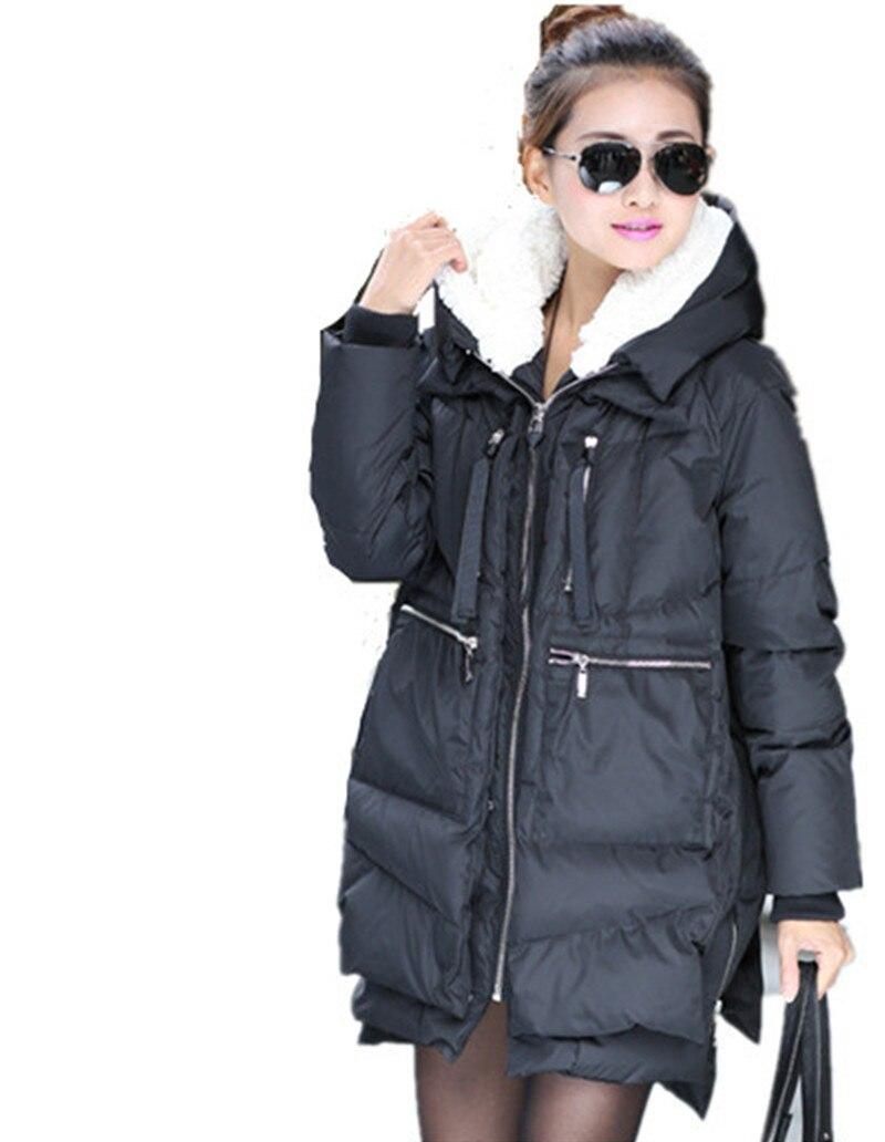 Online Get Cheap Full Length Wool Coat Hood Wool -Aliexpress.com ...