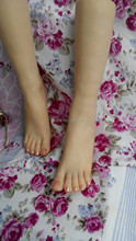Newest cloning silicone Pussy female women foot Feet Soldier fetish leg model footfetish worship whitening skin