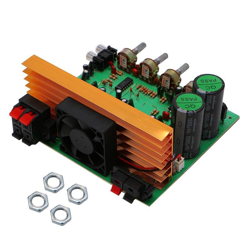 Dual AC 24V In 2.1 Channel Digital Subwoofer Amplifier