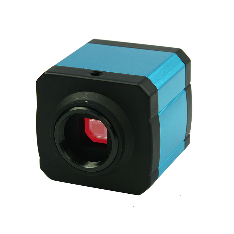 Microscope Electronic Eyepiece 14MP HDMI Industry Digital Camera TF Video Recoder Digital Eyepiece with Ring Adapter