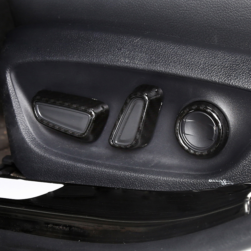 Image 5 - For Toyota RAV4  2019 2020 ABS auto Car Styling Interior Accessories Car Seat Adjustment Buttons Cover Trim 6PCS-in Interior Mouldings from Automobiles & Motorcycles